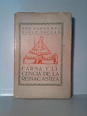 Farsa y licencia de la reina castiza: Don Ramón Maria