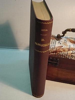 El filibusterismo (Continuación de Noli me tángere): J. Rizal