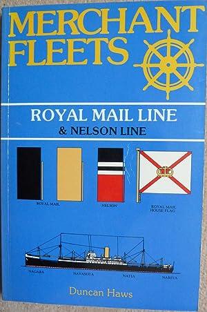 Merchant Fleets 5 Royal Mail Line &: Haws Duncan