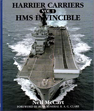 Harrier Carriers Vol 1 HMS Invincible