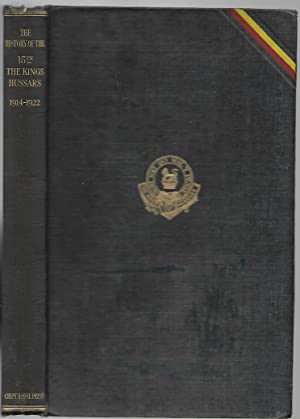 The History of the 15th The King's Hussars 1914-1922
