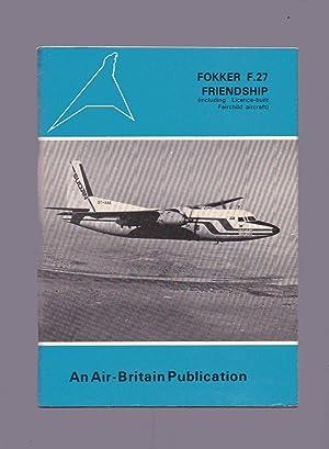 Fokker F.27 Friendship (including Licence-built Fairchild aircraft): Barnes, F G