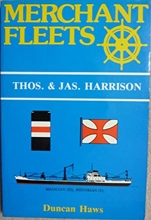 Merchant Fleets 15 Thos. & Jas. Harrison
