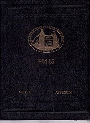 Lloyd's Register of Shipping Register Book 1964-65: Lloyd's