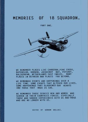 Memories of 18 Squadron Part One