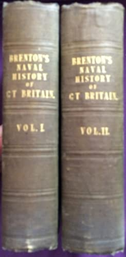 The Naval History of Great Britain from the Year MDCCLXXXIII to MDCCCXXXVI (1783 to 1836) Complet...