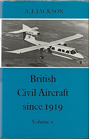 British Civil Aircraft Since 1919 Volume One (1)