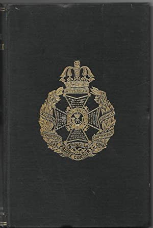 The Rifle Brigade Chronicle for 1899