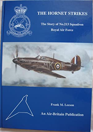 The Hornet Strikes The Story of No.: Leeson Frank M