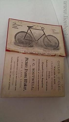 Jackson's Cyclist's Guide to Yorkshire: Tom Bradley