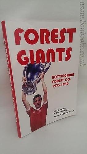 Forest Giants: The Story of Nottingham Forest: McGovern, John; Jovanovic,