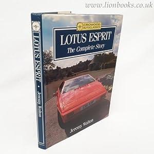Lotus Esprit: The Complete Story: Jeremy Walton