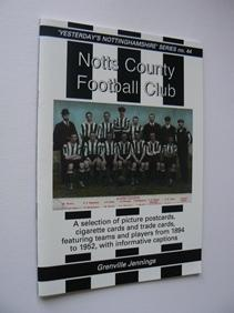Notts County Football Club: Jennings, Grenville