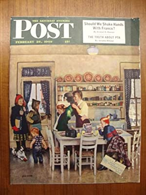 Saturday Evening Post February 26, 1949