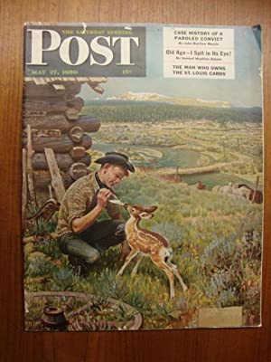 Saturday Evening Post May 27, 1950 Farm Boy