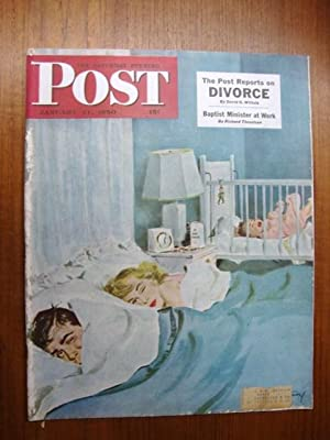 Saturday Evening Post January 21, 1950