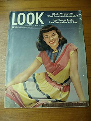 Look Magazine - May 13, 1947 West Point - Annapolis