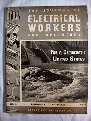 Journal of Electrical Workers December 1941