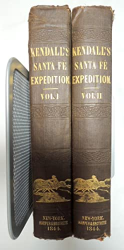 Kendall's Santa Fe Expedition: Kendall, George Wilkins