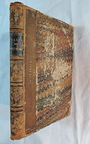 An Odd Volume of Facts and Fictions by Julia Mayo Cabell, Nash & Woodhouse, Richmond, VA.: ...