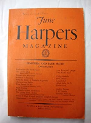 Harper's Magazine June 1927