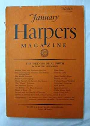 Harper's Magazine - January 1928