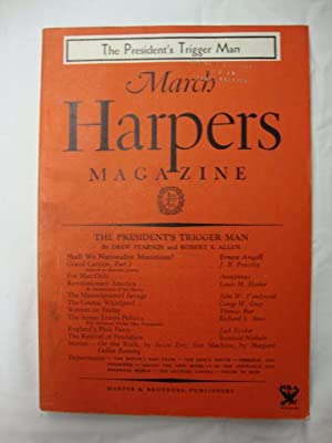 Harper's Magazine - March 1935