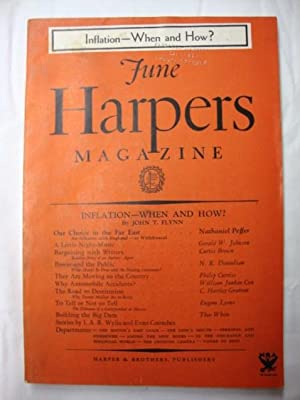 Harper's Magazine June 1935