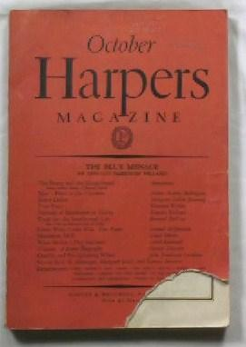Harper's Magazine - October 1928