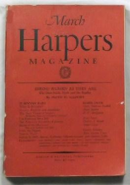 Harper's Magazine - March 1929