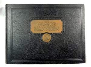 1927 Horace Mann School Yearbook Bronx NY: NY, Horace Mann School Bronx