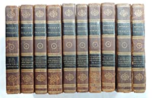 The Modern Theatre; a collection of Successful Modern Plays.(10 Vols.): Mrs. Inchbald (ed.)