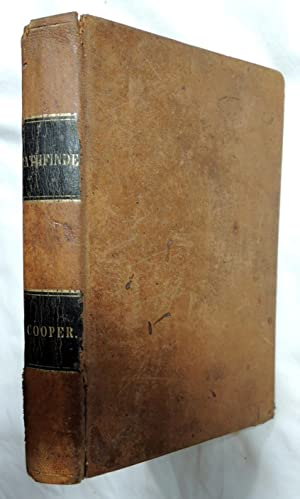 Pathfinder The Inland Sea, James Fenimore Cooper 1853 Stringer & Townsend Leather: Cooper, ...
