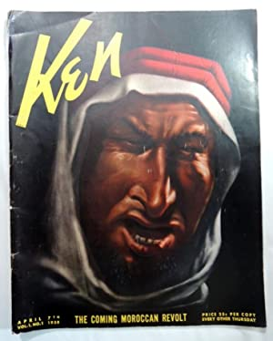 Ken Magazine, April 7, 1938 Issue