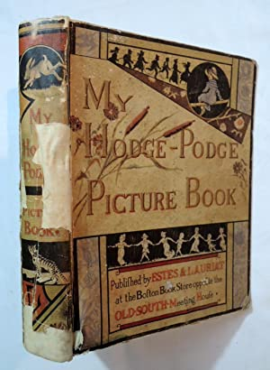 My Hodge Podge Picture Book; Phillip Findlay;: Findlay, Phillip