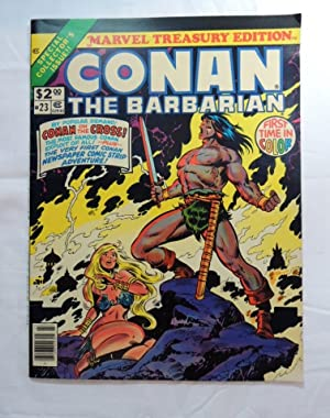 Conan the Barbarian - Marvel Treasury Edition #23, 1979: A Witch Shall Be Born, The Wandering of ...