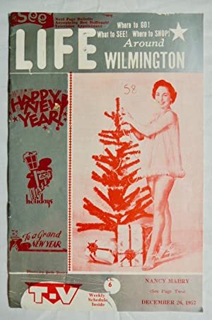 Life Around Wilmington, North Carolina Dec. 1957 Nancy Mabry Cover
