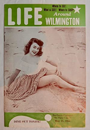 Life Around Wilmington, North Carolina May 21, 1953 Barbara Capone Cover