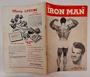 Iron Man Magazine Jan-Feb 1949 Steve Reeves