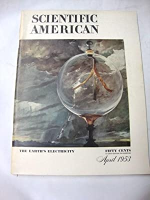 Scientific American April 1953