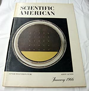 SCIENTIFIC AMERICAN MAGAZINE JANUARY 1966