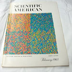 SCIENTIFIC AMERICAN - FEBRUARY 1965 - VOL. 212 - NO. 2