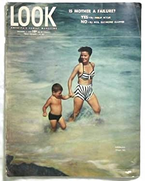 Look Magazine December 11, 1945 Bermuda