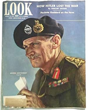 Look August 10, 1943 General Montgomery