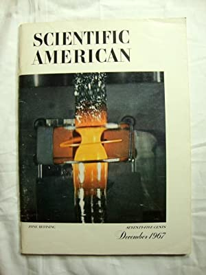 Scientific American Magazine DECEMBER 1967