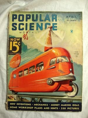 Popular Science Monthly April 1935