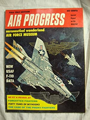 Air Progress Aviation Review Magazine (Fall 1962)