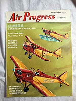 Air Progress-June/July 1963