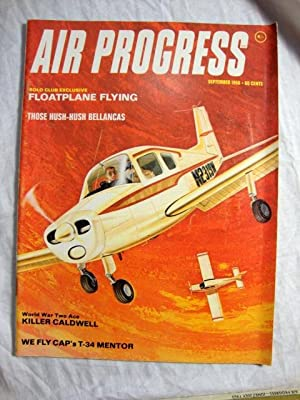 Air Progress Aviation Review Magazine (September, 1966)