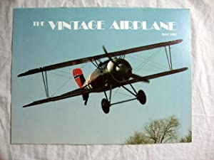 Vintage Airplane Magazine May 1982 WW II German Fighter Replica